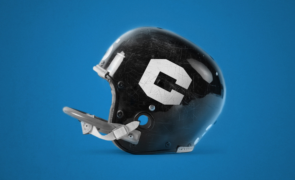 First Helmet
