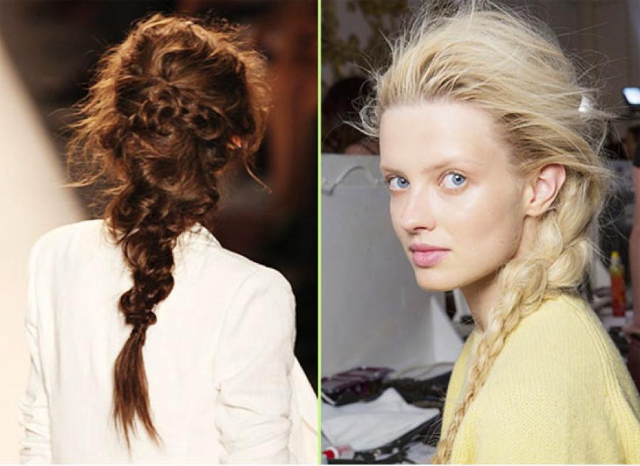 1. The Textured Braid Accents - Via Blog VP Fashion