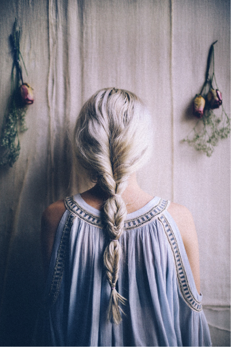 3. The Non Fishtail - (Via Free People)