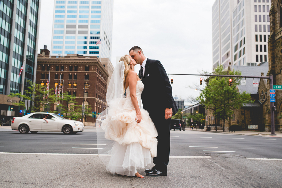 Lauren and Ty Wedding Day