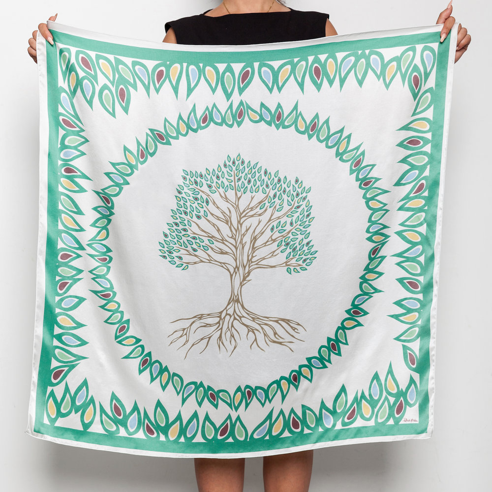 Patrick Hunter Tree of Life Scarf $75 eBay.ca 2 copy.jpg