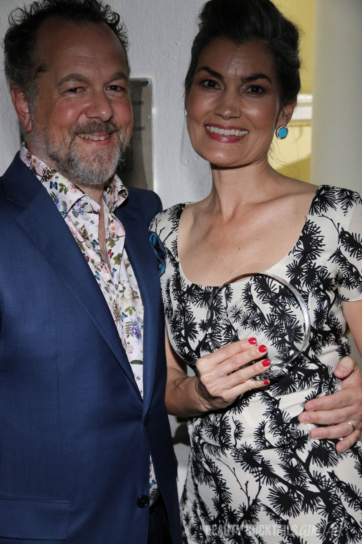 Honoree Melissa Toth with Presenter David Costabile.jpg