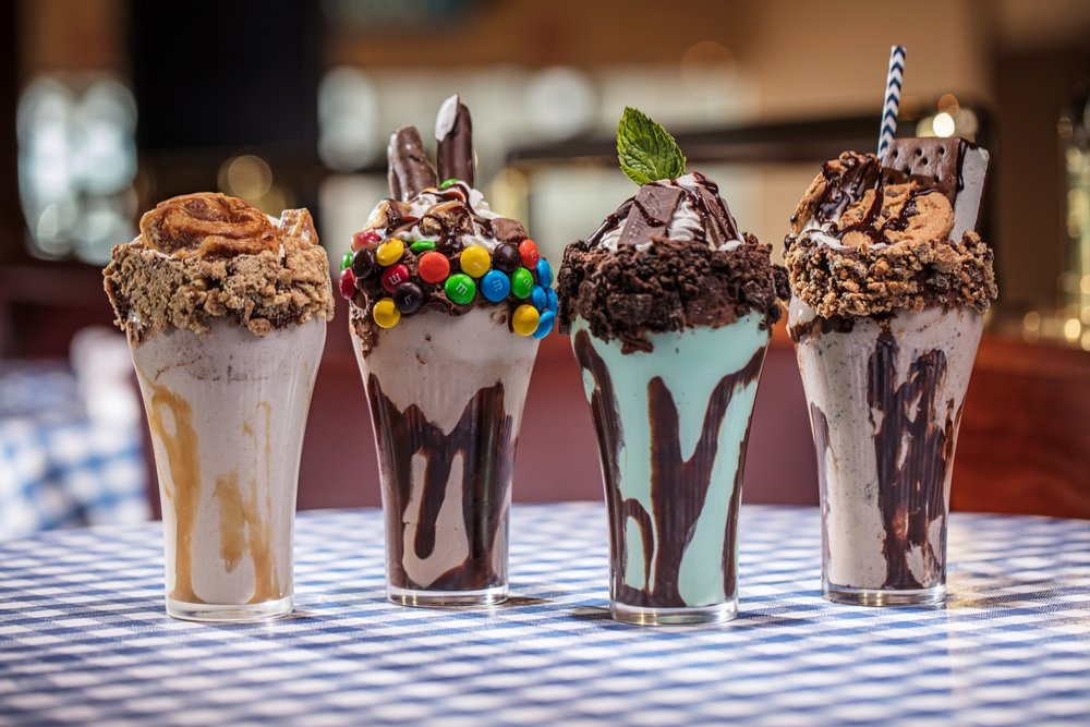 AC Burger Co _ MilkShakes -