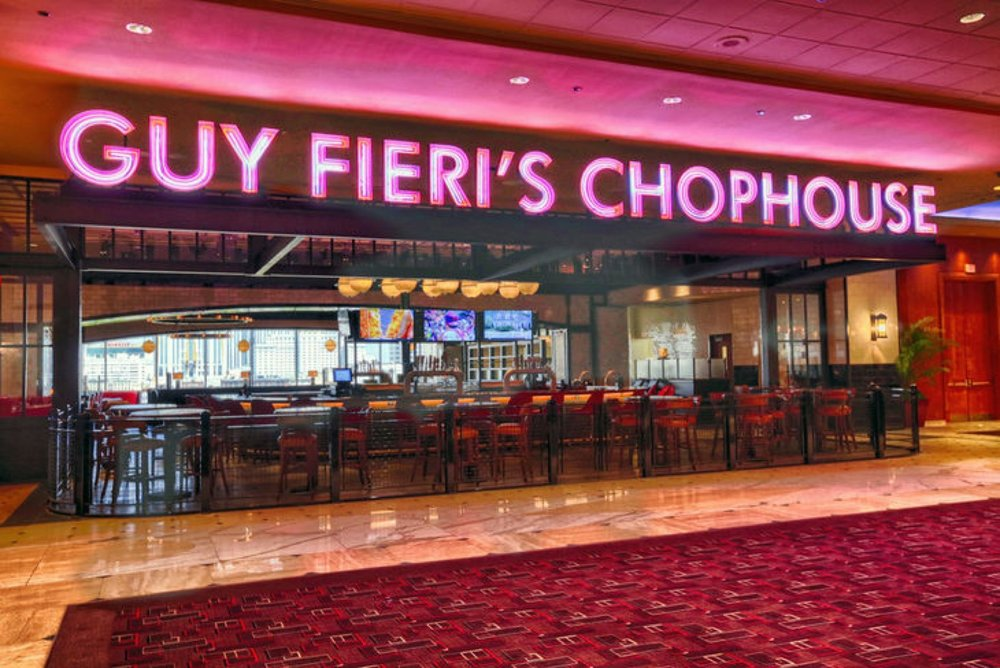Guy Fieri's Chophouse -