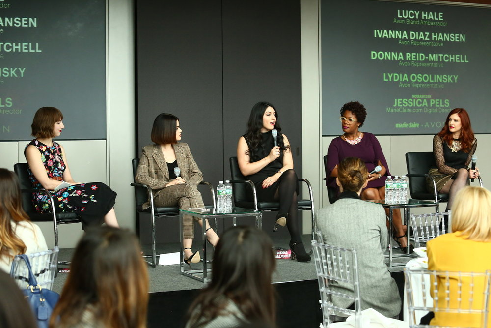 Avon BeautyBoss Panel
