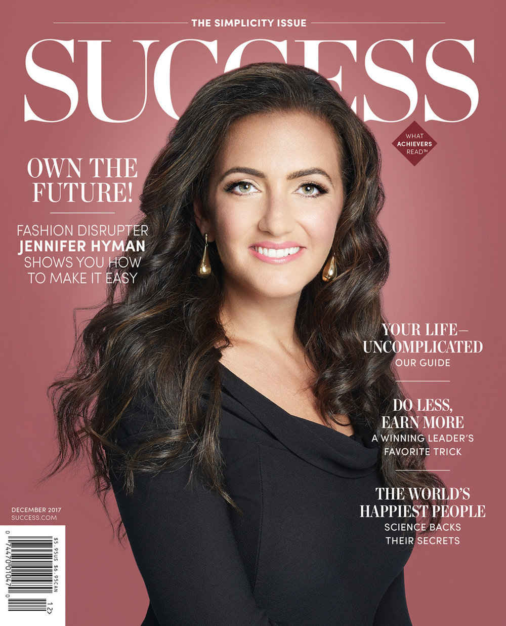 SUCCESS magazine Jennifer Hyman