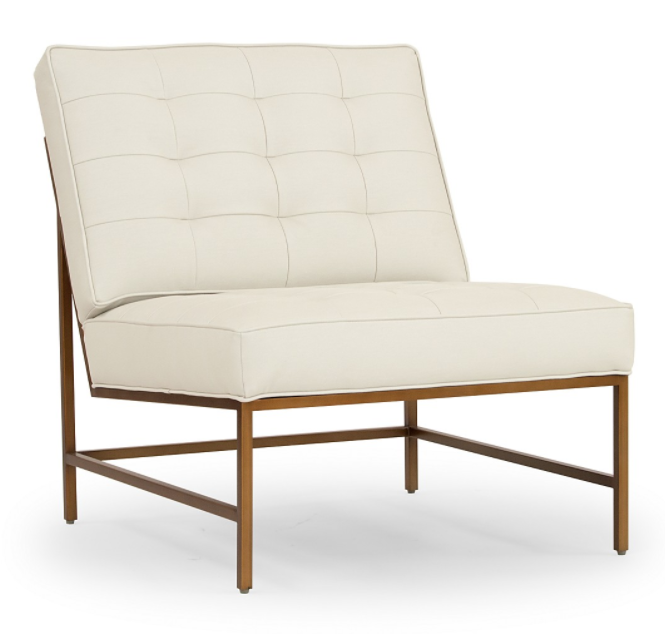 Mitchell Gold Bob Williams Major Chair  - Dimensions: 33