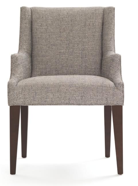 Mitchell Gold + Bob Williams Crosby Arm Chair - Dimensions: 24