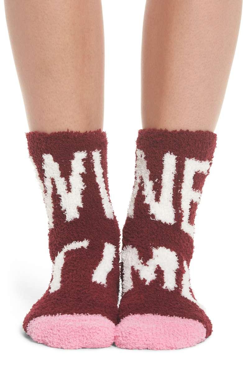 Plush Socks - PJ Salvage