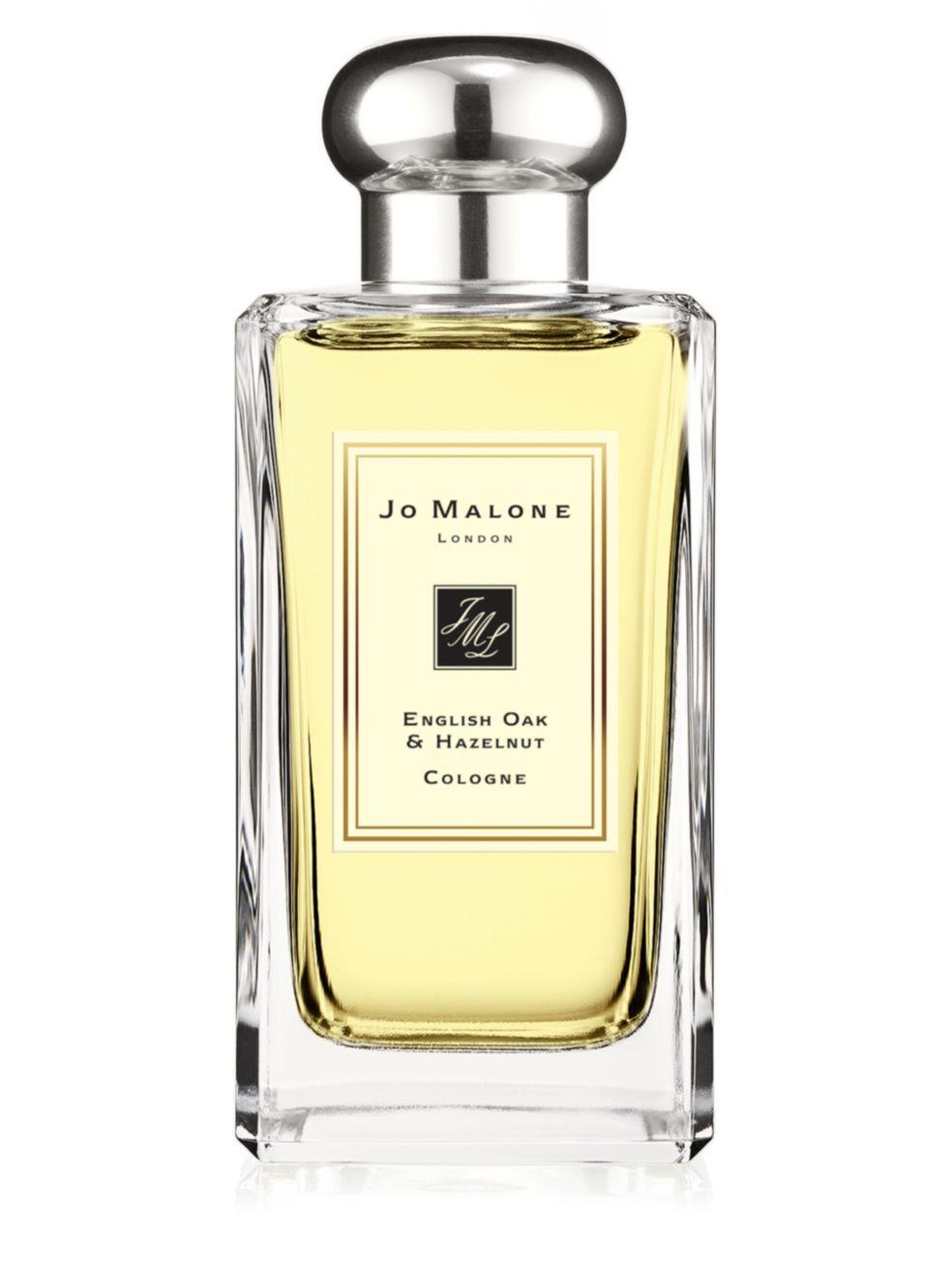 Jo Malone English Oak and Hazelnut Cologne ($65)