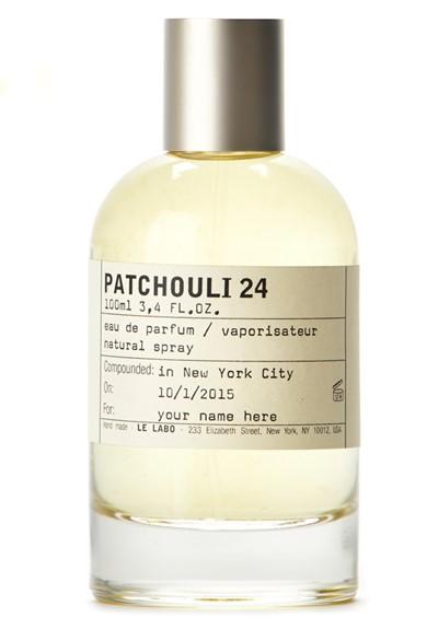 Le Labo Patchouli 24 ($180)
