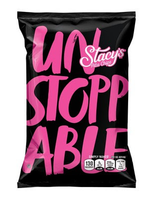"""Stacy's Pita Chips Debuts """"Rising to the Occasion"""" Original Art Packaging In Honor of Women's History Month (PRNewsfoto/Frito-Lay North America)"""