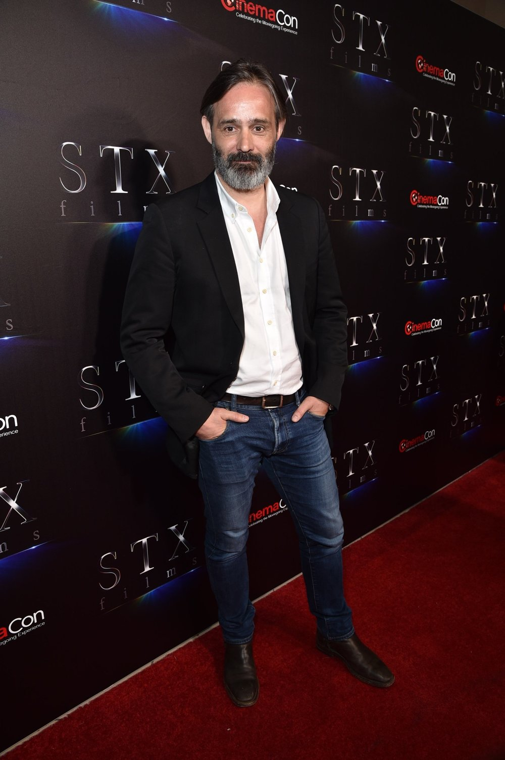 Director Baltasar Kormákur attends STXfilms' 2018 CinemaCon Presentation at The Colosseum of Caesars Palace, Las Vegas, NV Tuesday, April 24, 2018.