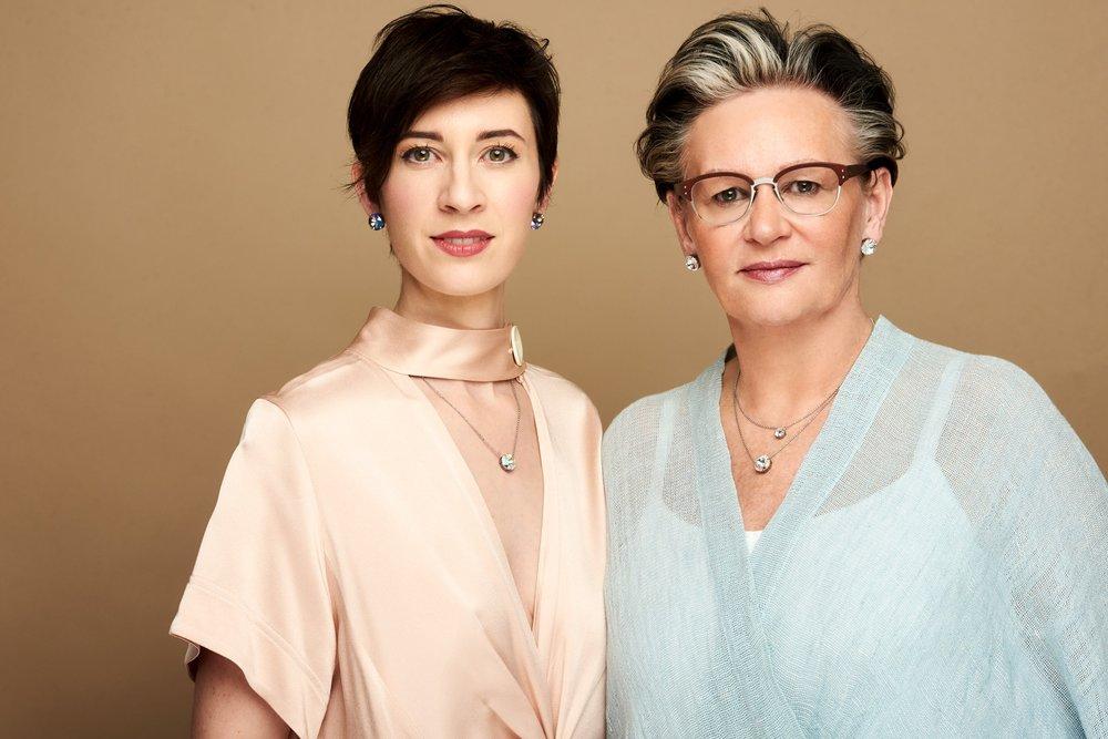 Alexandra-Mayr-Gracik-and-Karin-Mayr-of-Sabika