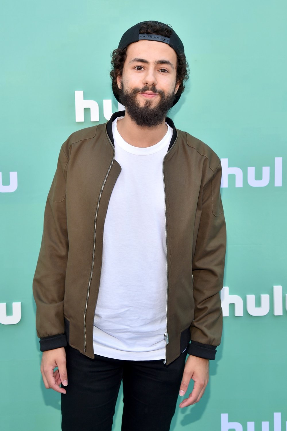 NEW YORK, NY - MAY 02:  Ramy Youssef attends the Hulu Upfront 2018 Brunch at La Sirena on May 2, 2018 in New York City.  (Photo by Bryan Bedder/Getty Images for Hulu) *** Local Caption *** Ramy Youssef