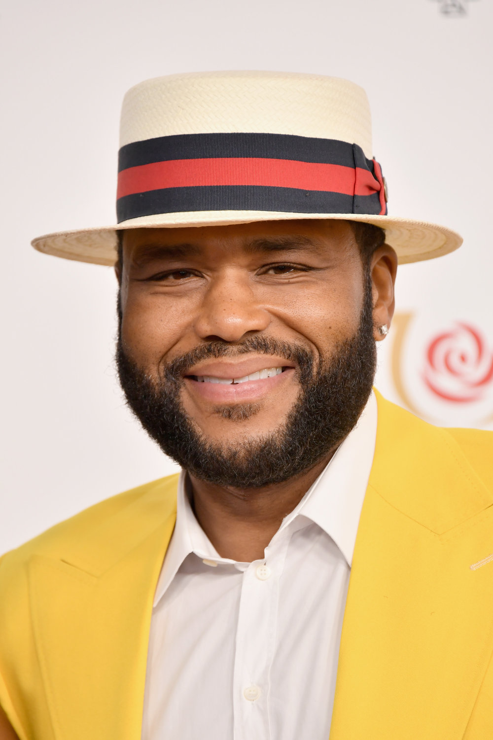 LOUISVILLE, KY - MAY 05:  Actor Anthony Anderson attends Kentucky Derby 144 on May 5, 2018 in Louisville, Kentucky.  (Photo by Michael Loccisano/Getty Images for Churchill Downs) *** Local Caption *** Anthony Anderson