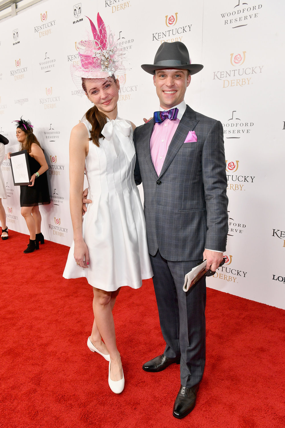 LOUISVILLE, KY - MAY 05:  Actor Jesse Spencer attend Kentucky Derby 144 on May 5, 2018 in Louisville, Kentucky.  (Photo by Dia Dipasupil/Getty Images for Chruchill Downs) *** Local Caption *** Jesse Spencer