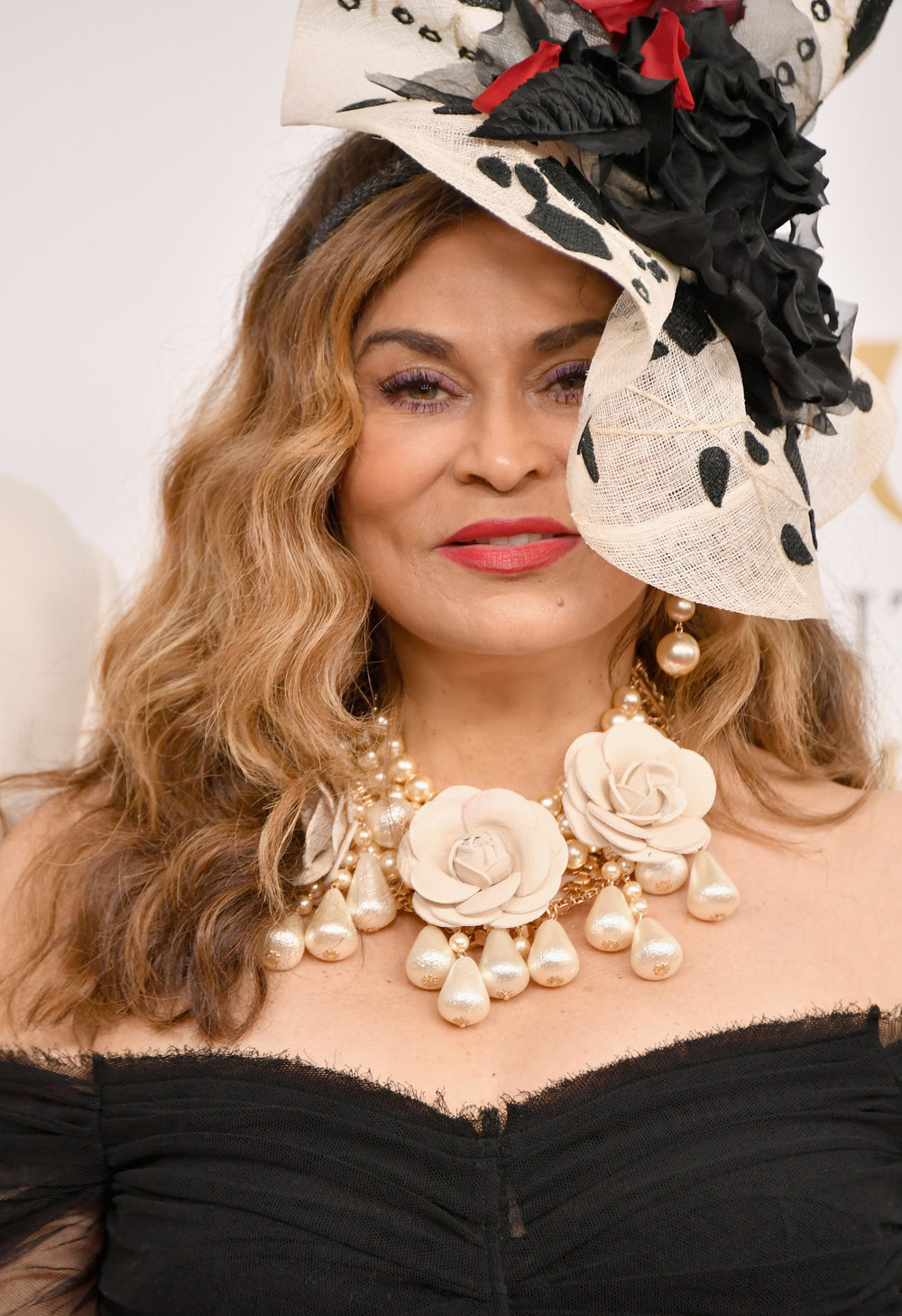 LOUISVILLE, KY - MAY 05: Tina Lawson attends Kentucky Derby 144 on May 5, 2018 in Louisville, Kentucky.  (Photo by Michael Loccisano/Getty Images for Churchill Downs) *** Local Caption *** Tina Lawson