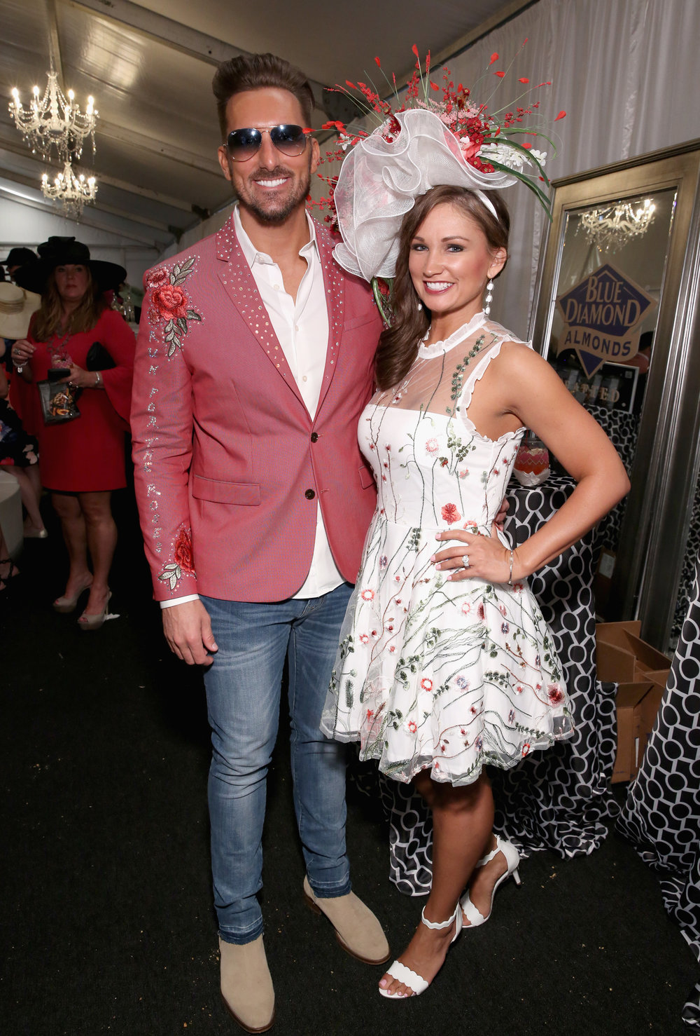 LOUISVILLE, KY - MAY 05:  Musician J.D. Shelburne attends Kentucky Derby 144 on May 5, 2018 in Louisville, Kentucky.  (Photo by Robin Marchant/Getty Images for Churchill Downs) *** Local Caption *** J.D. Shelburne