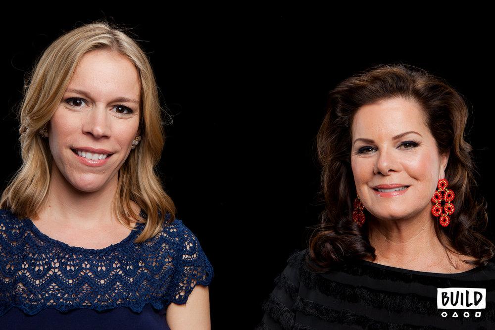 Marcia Gay Harden & Allison Pataki - credit Jammi York.jpg