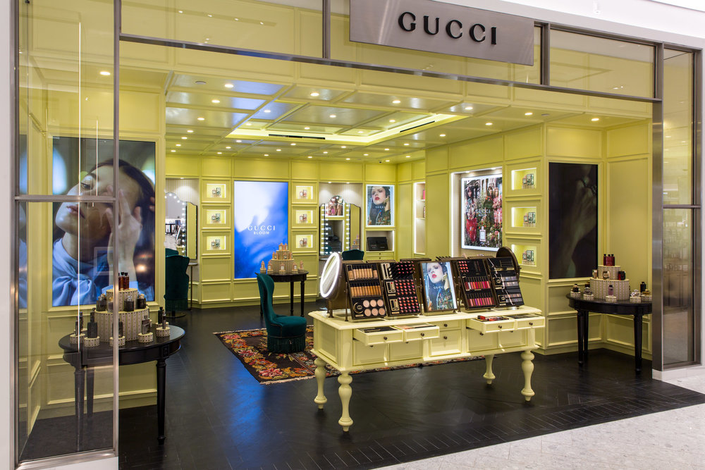 Saks Fifth Avenue Gucci
