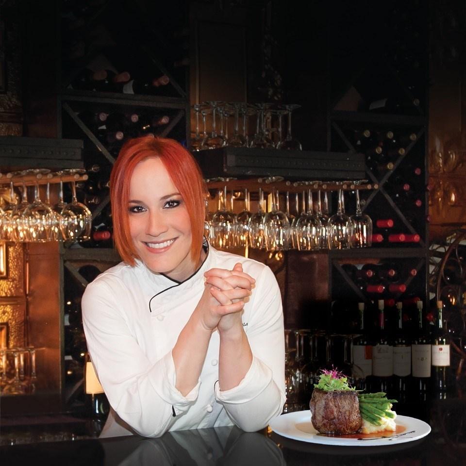 Chef Adrianne Calvo headshot