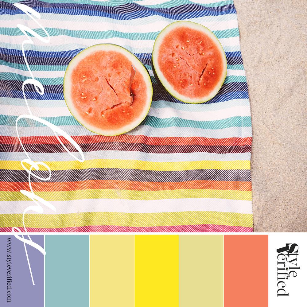 colors melons style verify