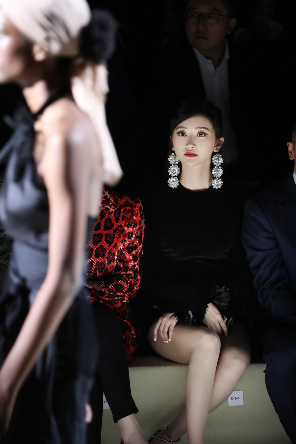 Jing Tian at her first NYFW appearance.JPG
