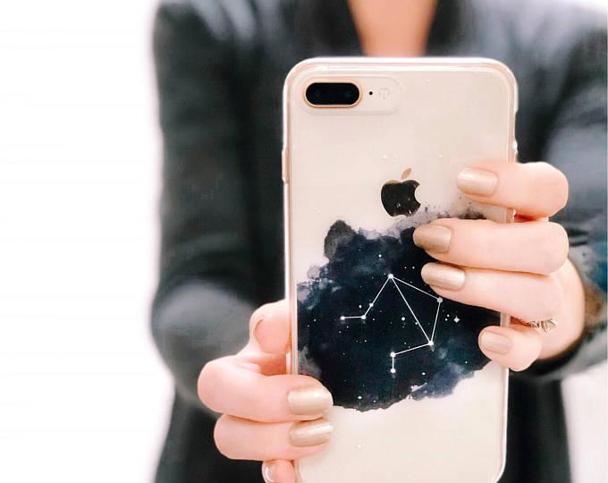 iPhone Xs Constellation iPhone 8 Case -