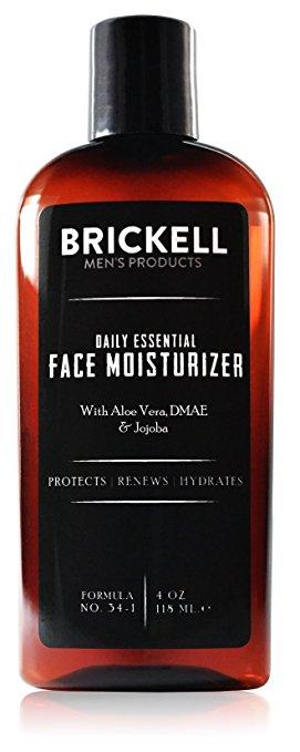 Brickell for Men face lotion -