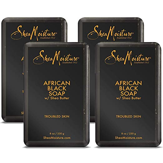 African black soap -