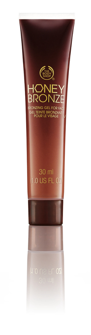 The Body Shop: Honey Bronze Face Gel - INSTAGRAM