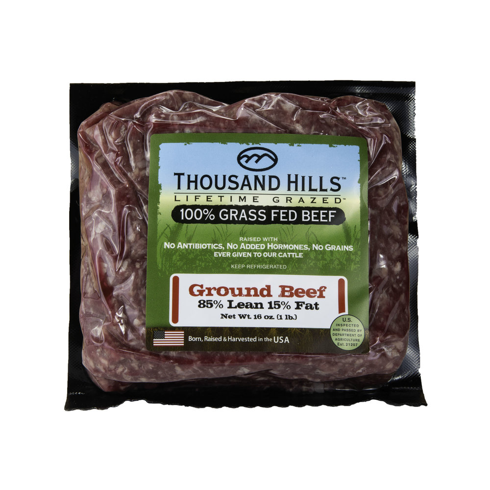 - Try our trend: We firmly believe that our food choices have the potential to affect real change, and one of the most measurable ways to support the health of the planet is to assist farmers practicing holistic land management, like Thousand Hills. Try their ground beef and other products, which are available in our stores!