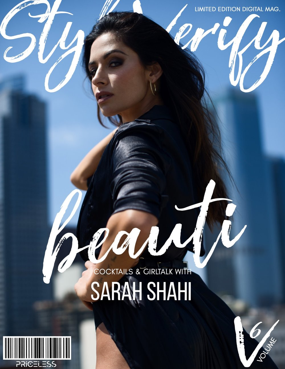 Check out v6 with the beautiful Sarah Shahi - Scroll down to view previous volumes.