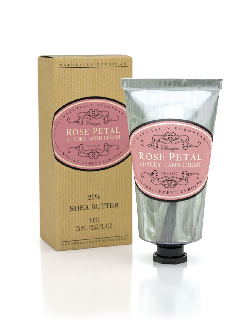 Hand Cream - Extremely moisturizing cream, rich in Shea Butter.