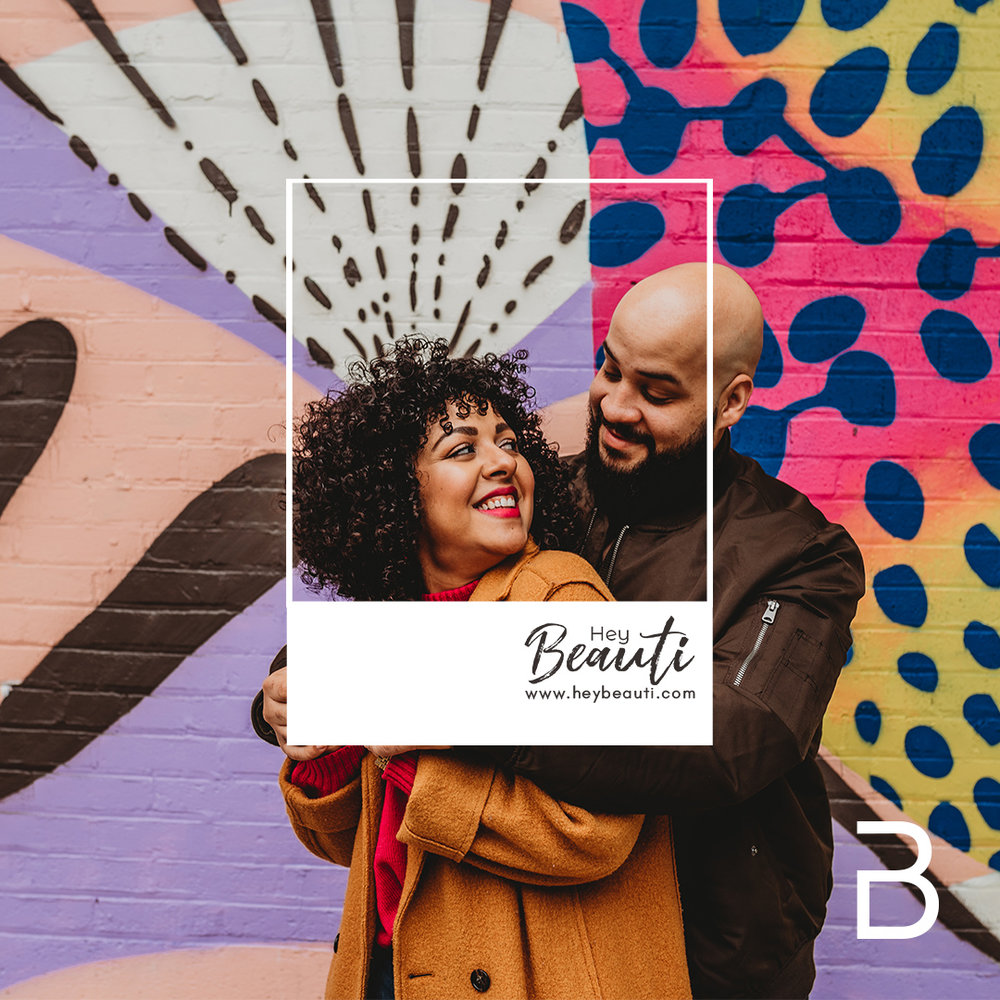 A STYLISH #LOOKBOOK - Ariana and Aaron hired me to document their first anniversary with some fantastic portraits. We used many of Chicago's colorful murals as our backdrop. - Photographer Lisa Kay Creative Photography