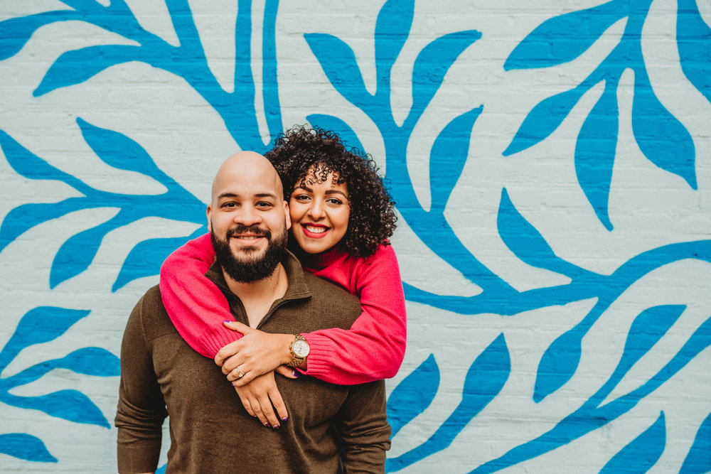 Downtown Chicago Engagement Photos