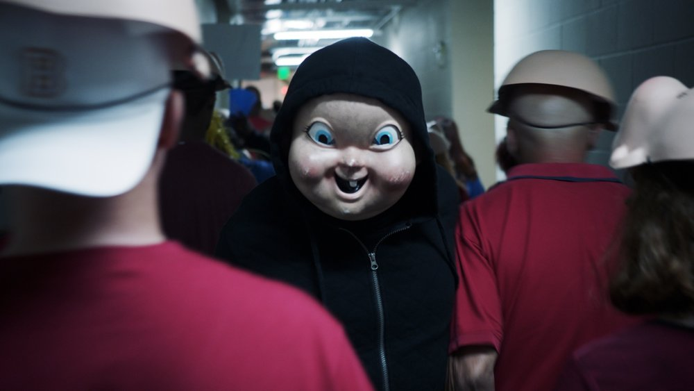 """Babyface"" in ""Happy Death Day 2U,"" written and directed by Christopher Landon."