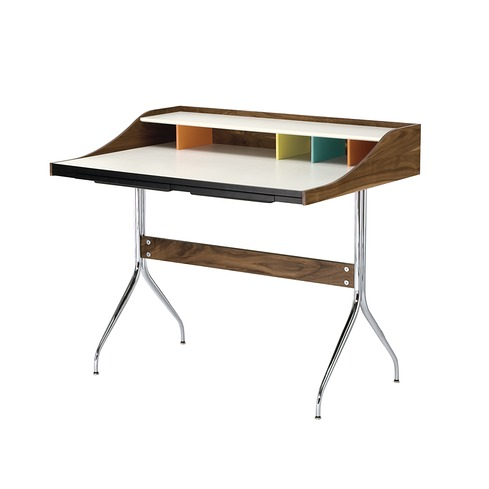Nelson Swag Leg Desk, by George Nelson for Henry Miller, 1958