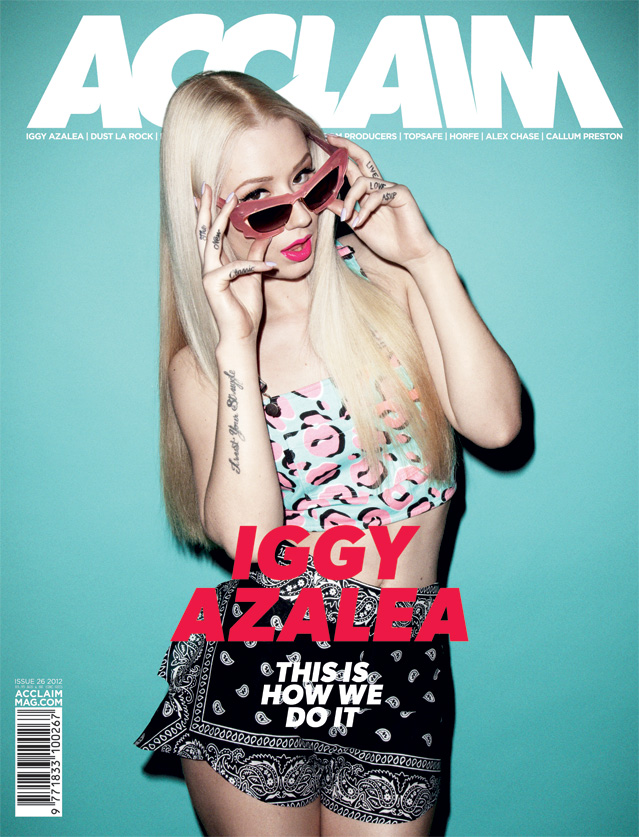 ACCLAIM Magazine - SBTRIGGY - ACCLAIM-Issue-26-Cover-A.jpg