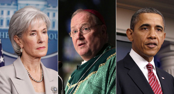 Cardinal Dolan: Obama Admin Lectured Bishops to Listen to 'Enlightened' Voices in Private Mtg...