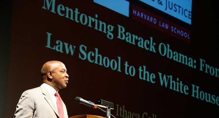 Harvard Professor on Obama clip: I was joking...