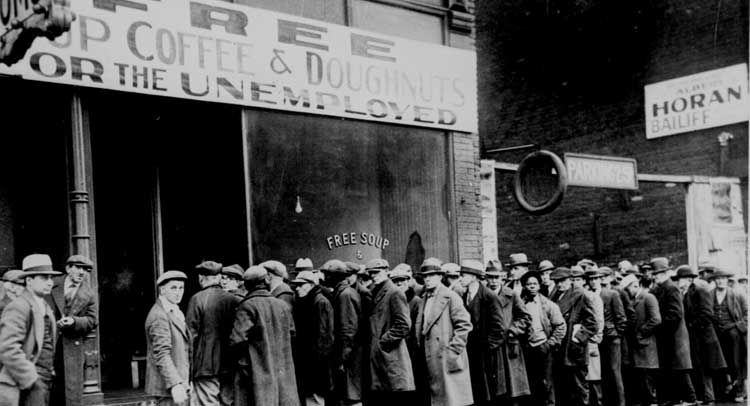 Jobs Recession Now Longest Since WWII...