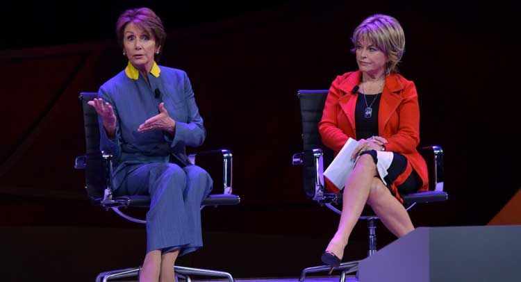 Pelosi Jabs Nameless and 'Hopefully Advertiseless' Radio Commentators, Pushes Birth Control Legality Narrative in Contraception Fight...