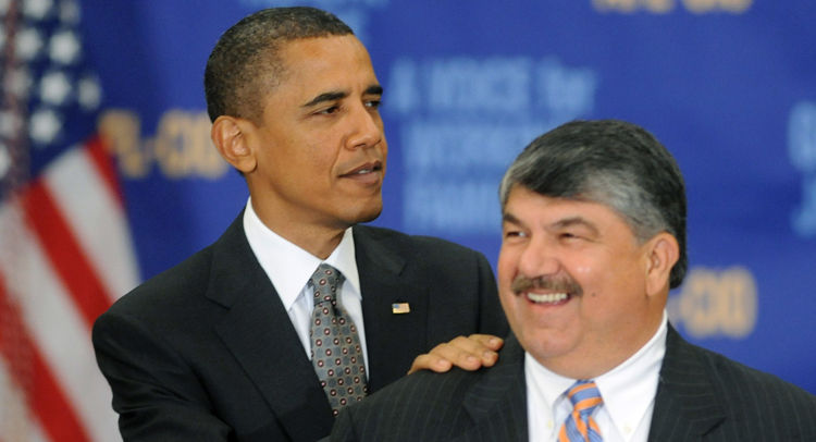 Unions Plan to Spend $400 Million to Reelect Obama...