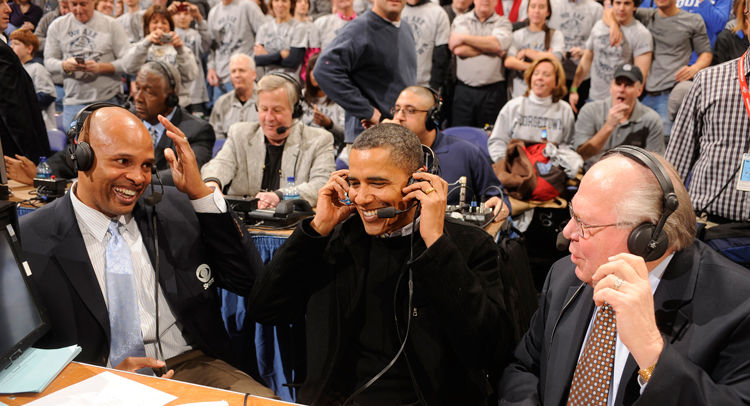 White House Defends Obama's NCAA Trip Costing Taxpayers Millions...