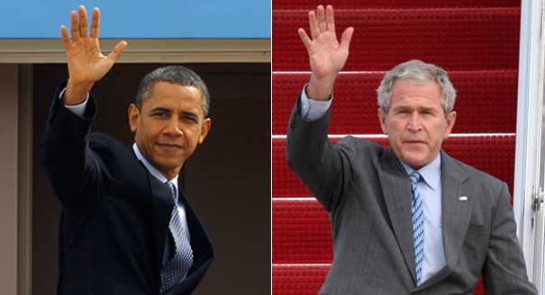 What If Bush Had Done That?