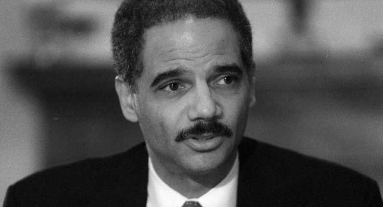 """Uncovered Video of Eric Holder in 1995: We Must 'Brainwash' People Against Guns... """"Every day, every school, at every level"""""""