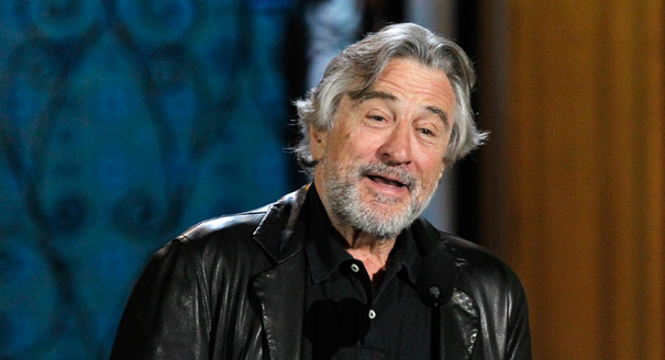 De Niro: Too soon for another white first lady...