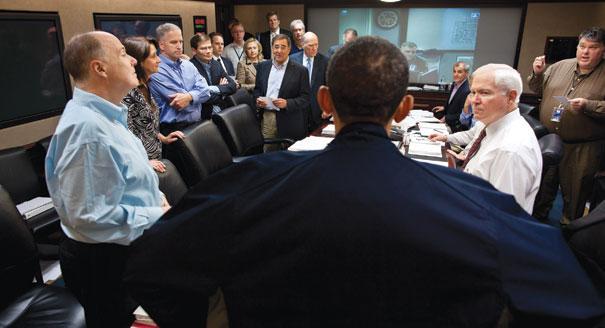 Biden: Bin Laden killing most 'audacious' plan in 500 years...